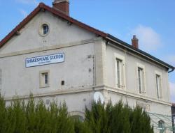 Shakespeare Station, 2 place de la Gare, 21310, Champagne-sur-Vingeanne