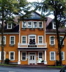 Harzhotel zum Prinzen, Goslarsche Str. 20, 38678, Clausthal-Zellerfeld