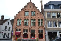 Hotel Salvators, Sint-Salvatorskerkhof 17, 8000, Brugge