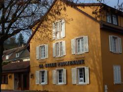 Appartements Les Loges les Remparts, 5 place Gouraud, 68240, Kaysersberg