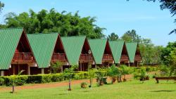 Cabañas El Refugio del Mensu, Calle Eldorado 313, 3370, Puerto Iguazú