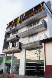 Hotel Tarigua Ocaña, Cra 12 N° 8-47 centro, 546561, Ocaña
