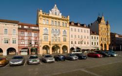 Grandhotel Zvon, Nám. Přemysla Otakara II. 90/28, 370 01, České Budějovice
