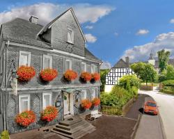 Hotel-Pension Haus Erna, Hochstrasse 7, 57319, Bad Berleburg