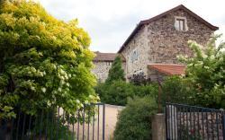 Chambres d'hôtes Les Varennes, Rouzeyroux, 43800, Beaulieu