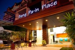 Bangpa-in Place Serviced Apartment, 1699/12 Moo2 Klong Chik, Bangpa-in, 13000, Lat Bua Luang
