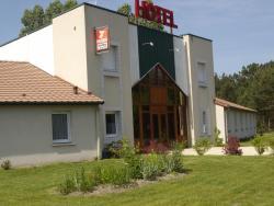 Hôtel Le Grand Chêne, Rn 76 Zac Des Grands Chênes, 41130, Gièvres