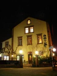 Hotel Nagel, Bahnhofstraße 6, 67292, Kirchheimbolanden