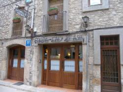 Hotel Fonda Cal Blasi, Alenyà,11, 43400, Montblanc