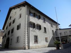 Palazzo Mÿsanus Samedan, Crappun 26, 7503, Samedan