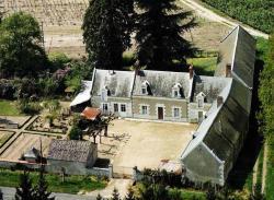 Chambres et tables d'hôtes Le Voriou, 145 route de Saint Aignan, 41700, Couddes