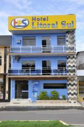 Hotel Litoral Sul, Praça Dr. Lima Castro, 79, 57230-000, Coruripe