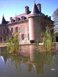 Château de Villette, Château de Villette-Glaire, 08200, Glaire-et-Villette