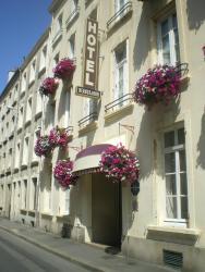 Citotel Hôtel Beauséjour, 26 Rue Grande Vallée, 50100, Cherbourg
