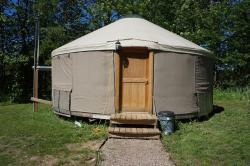 Ecofiest Yurts, 152 Hilton's Point Rd, K0M 2L0, Coboconk