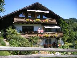 Ferienwohnungen Frick, Weienried 87, 6900, Möggers