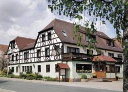 Landgasthof - Hotel zum Stern, Hauptstr. 60, 91459, Linden