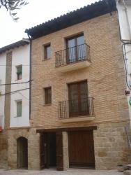 Casa Vallés, Plaza de las Santas 4, 22147, Adahuesca