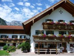 Gästehaus Ferienwohnungen Pfeffererlehen, Tiefenbachstr. 8, 83487, Marktschellenberg