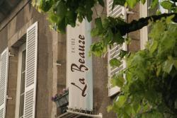 Hotel La Beauze, 14 Avenue de la République, 23200, Aubusson