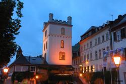 Hotel ZUM TURM, Zollstrasse 50, 56349, Kaub