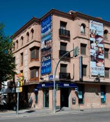 Hotel Plaza Mayor, Plaza Alcalde Francisco Ontalba, s/n, 45300, Ocaña
