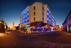 Livadhiotis City Hotel, Nikolaou Rossou 50, 6021, Larnaca