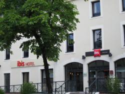 ibis Vitre Centre, 1 Boulevard de Chateaubriand, 35500, Vitré