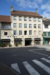 Hôtel-Restaurant de France, 51-53 rue Pierre Vernier, 25290, Ornans