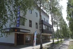 Hotel Nurmeshovi, Kirkkokatu 21, 75500, Nurmes