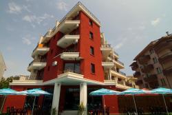 Salena Plaza Hotel, 13 Treti Mart Str., 8290, Primorsko