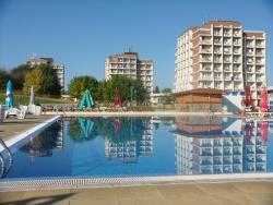 Pavel Banya Complex, 1 Osvobojdenie Blvd., 6155, Pavel Banya