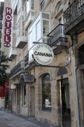 Hotel Canaima, Avenida García Barbón, 42-44, 36201, Vigo