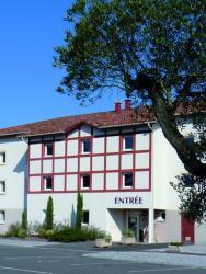 Inter-Hotel Les Bruyères, Zac De Gazalieu - 190 Impasse Du Basile, 40260, Castets