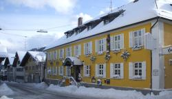 Brauerei-Gasthof Hotel Post, Hauptstr.25, 87484, Nesselwang