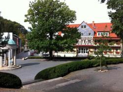 Kurhotel Bad Suderode, Schwedderbergstraße 1-3, 06485, Bad Suderode