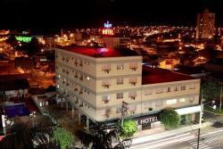 Ônix Hotel, Av. Rui Barbosa, 1595, 19816-000, Assis