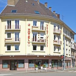 Hôtel Champ' Alsace Centre, 1, rue Saint Georges, 67500, Haguenau