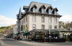 Hotel De Normandie, 5 place du 6 Juin, 14117, Arromanches-les-Bains