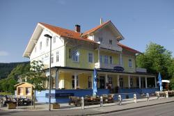 Hotel Garni Ammergauer Hof, Bahnhofstraße 3, 82487, Oberammergau