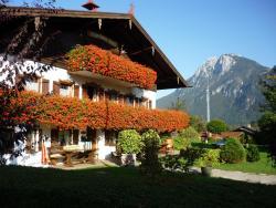 Gästehaus Gerti, Drei-Brunnen-Weg 11, 83088, Kiefersfelden