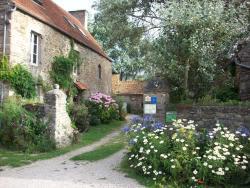 Le p'tit hameau de Sey, rue du buissonnet, 50630, Quettehou