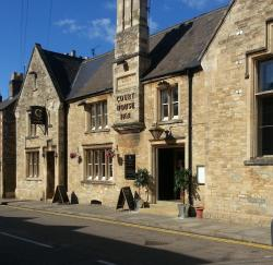 The Court House Inn, 11 Huntingdon Road, NN14 4NF, Thrapston