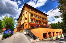 Euro Youth Hotel & Krone, Bahnhofplatz 8, 5640, Bad Gastein