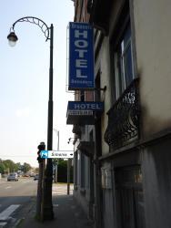 Hotel Belvedere, Avenue Emile Bossaert N°5, 1081, Bruselas