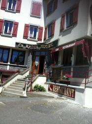 Auberge de Reine Margot, Place de la Mairie, 63680, La Tour-d'Auvergne
