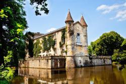 Chateau Lamothe du Prince Noir - B&B, 6 Route du Stade, 33450, Saint-Sulpice-et-Cameyrac