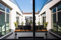 Chambre d'hôtes Le Loft du Sart, 7 rue de Wasquehal, 59491, Villeneuve dAscq