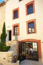 Les Chambres de l'Oustalet, place de la Fontaine, 84190, Gigondas