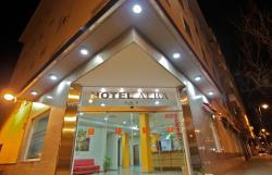 Hotel Alba, Carretera de Barcelona, 12, 46530, Puzol
